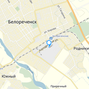Натяжные потолки в Белореченске
